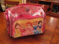 Sac de transport Princesses Disney
