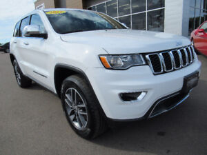 2017 Jeep Grand Cherokee Limited | 4x4 Leather