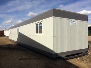 Trailer Modular office 12x60 rent or sell
