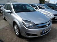 2007 57 Vauxhall/Opel Astra 1.6 16v SXi 5 Door 94k 7Stamps+Bills Mot April 2018