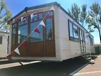 Static Caravan Clacton-on-Sea Essex 2 Bedrooms 4 Berth Cosalt Strathmore 2005
