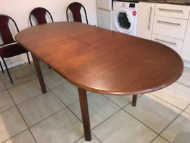 Extenable Dining Table