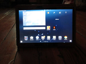 Unlocked Samsung Tablet (Galaxy Note 10.1) For Sale