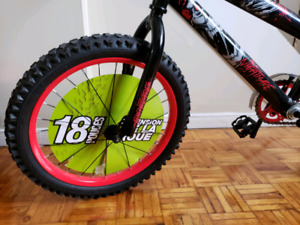 Avigo nightmare 18 inch brand new cycle for sale