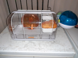 Mouse/hamster cages ×8
