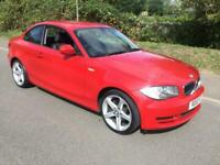 2010 BMW 1 Series 2.0 120i Sport 2dr Coupe Petrol Manual