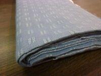 Vintage Fabric: Blue Bronson / Swedish Lace