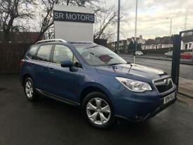 2014 Subaru Forester 2.0D ( 147ps ) XC(GOOD HISTORY,WARRANTY)