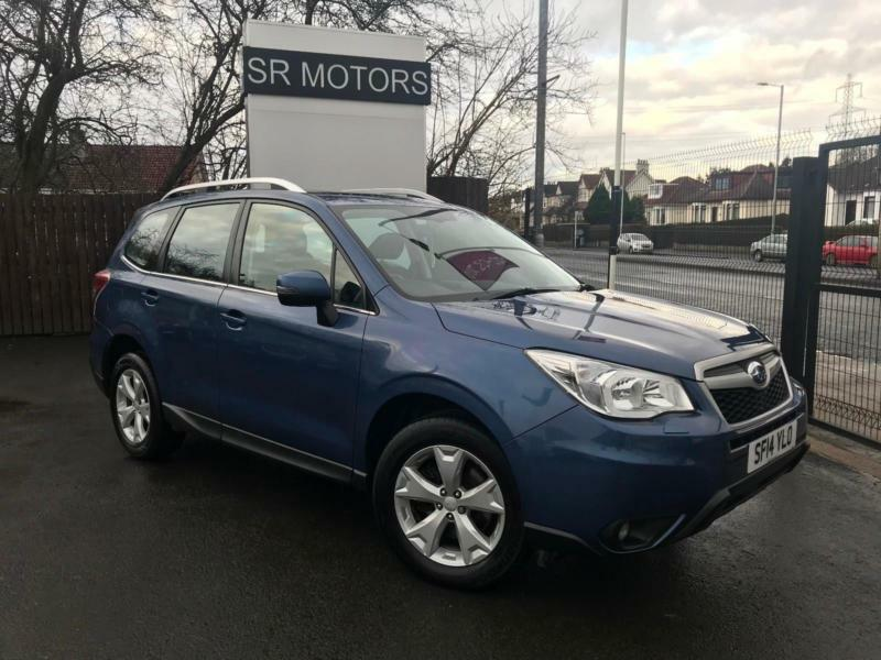 2014 Subaru Forester 2.0D ( 147ps ) XC(GOOD