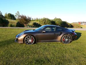 2014 porsche 911 turbo