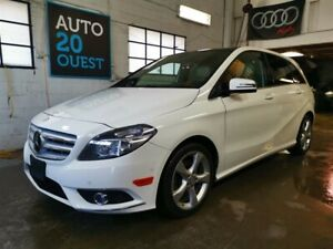Mercedes-Benz B-Class 4dr HB B 250 Sports Tourer 2013