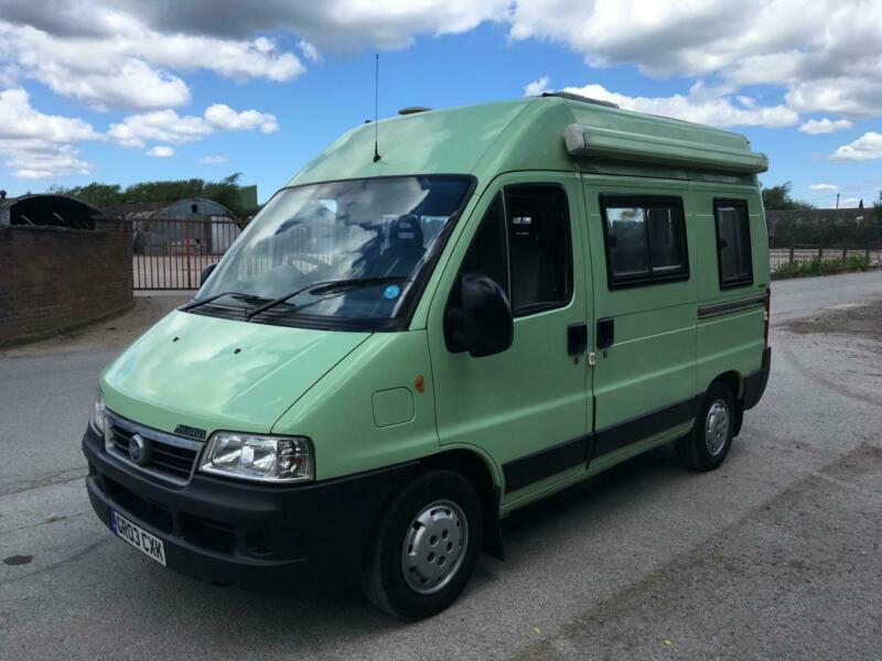 Murvi mallard motorhome 03 full mot diesel facelift model | in Newark,  Nottinghamshire | Gumtree