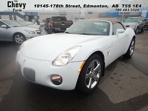 2008 Pontiac Solstice Convertible  Leather Seats - Air - Power P