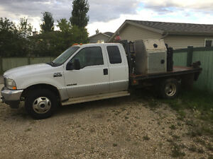 2002 Ford F-350 Dually Welding Rig