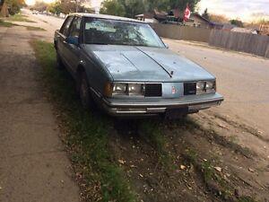 1986 Oldsmobile