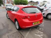 2014 Vauxhall Astra 1.6 Excite 5dr 5 door Hatchback