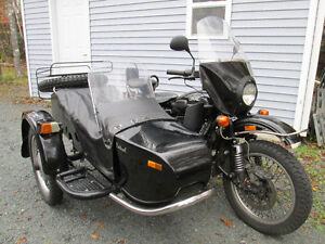 Sidecar Bike