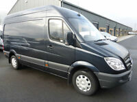 2012 Mercedes-Benz Sprinter 313 CDi MWB High roof with CHILLER COMPARTMENT