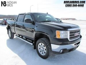 2011 GMC Sierra 2500HD Denali  - Leather Seats