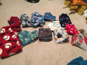 Size 3T and some 4T pjs