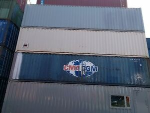 20' 40' Storage Containers