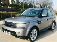 2012 Land Rover Range Rover Sport 3.0 SD V6 SE 4X4 5dr SUV Diesel Automatic