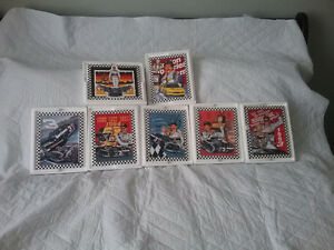 Dale Earnhardt Collectible plates