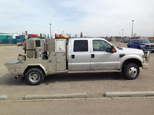 2008 Ford F-350 Welding Truck