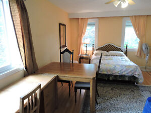 Bayview / Sheppard Subway Fully Furnished Apartment