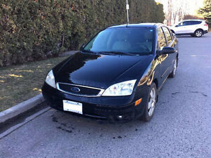 2006 Ford Focus ZX4 Sedan - only 108K!