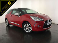 2014 CITROEN DS3 DSTYLE E-HDI 3 DOOR HATCHBACK 1 OWNER FINANCE PX WELCOME