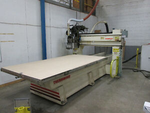 CNC Router - Thermwood - C40 - 5 x 10