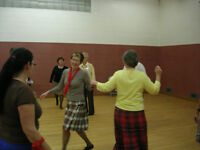 Scottish Country Dancing is fun