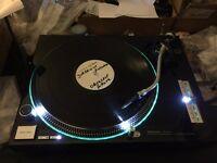 Technics 1210mk2 limited edition custom (like new)