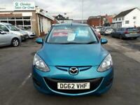 2012 Mazda 2 1.5 TS2 Automatic 5-Door From £4,995 + Retail Package HATCHBACK Pet