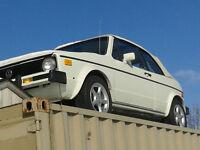 1985 Volkswagen Convertible PARTS ONLY