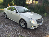 2010 Cadillac CTS4 Performance Collection All Wheel Drive