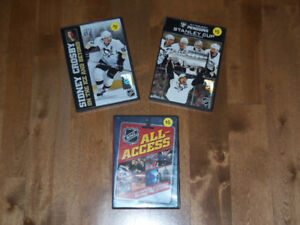 HOCKEY DVDs  **  $5 EACH OR $10 for all**