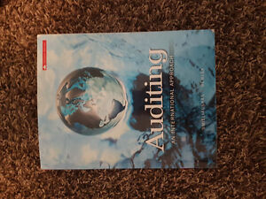 Auditing Textbook 7th Edition