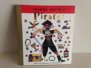 3 Pirate books