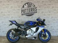 Used, Yamaha YZF-R1 2015 **Akrapovic Exhaust plus Extra's** for sale  Stoke-on-Trent, Staffordshire