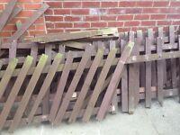 Free wood for log/burner/fire