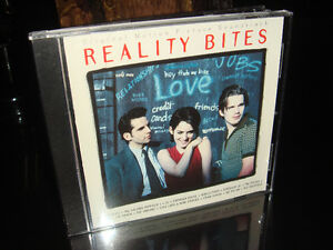CD-REALITY BITES-MOTION PICTURE SOUNDTRACK-MUSIQUE/MUSIC