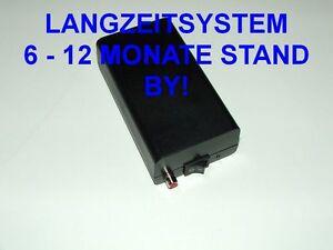 Langzeit Alarmhandy GB-Uni 1 - GSM Alarm Modul m. Anruf - GSM Wählgerät System