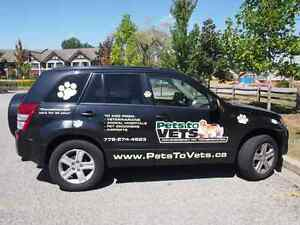 Trusted Pet Transportation by Pets To Vets