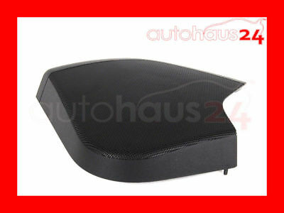 Used, MERCEDES BENZ W203 C CLASS DRIVER SIDE DOOR SPEAKER COVER NEW GENUINE BLACK OE for sale  Burbank