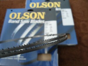 "Band saw blades - 59 1/2"" brand new - set of 2."
