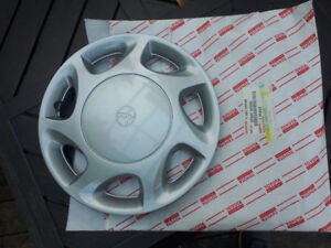 New 14 inch Toyota hubcap