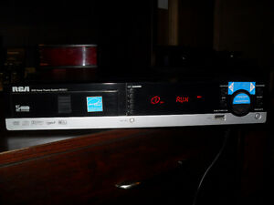 IT IS A RCA 5 Disc DVD/CD PLAYER ONLY For a home theater