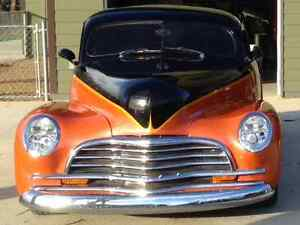 Full custom 1947 Fleetline